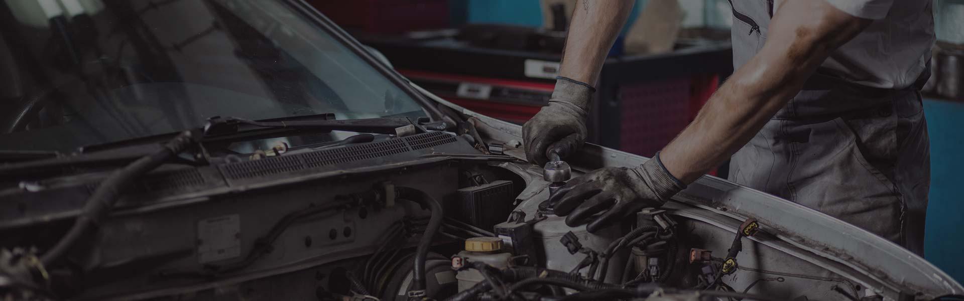 Après vente, réparation, mécanique et carosserie