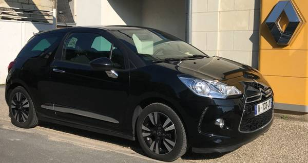 CITROEN DS3 PURE TECH 82 BE CHIC