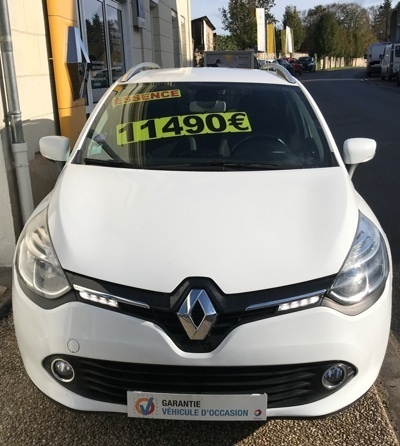 CLIO IV ESTATE INTENS ENERGY TCE 120 EDC