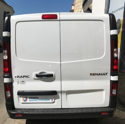 TRAFIC III L2H1 1200 DCI 90 CABINE APPROFONDIE