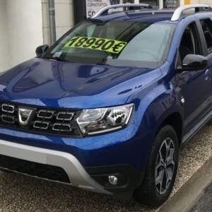 NEW DUSTER 1.5 BLUE HDI 115 CELEBRATION