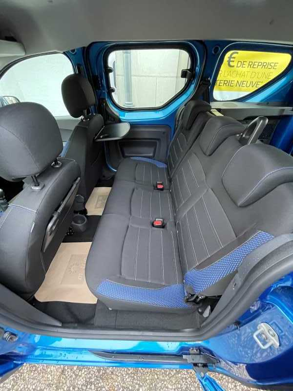 Dacia Dokker Stepway 1.5 Blue DCI 95HP